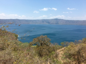 From from Above Laguna de Apoyo