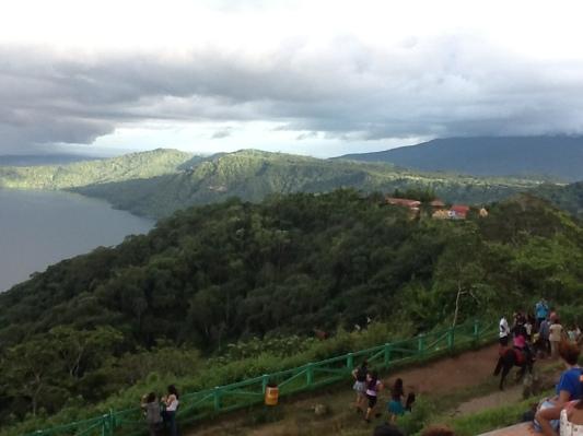 El Mirador Catarina, Laguna de Apoyo