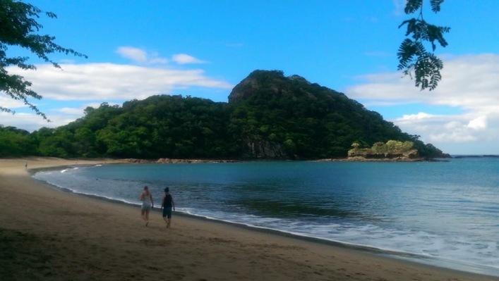 Playa Gigante Tola, Nicaragua