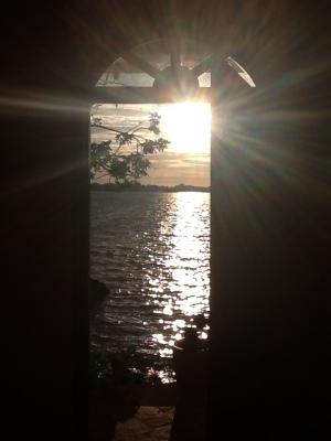A room with a view! Isletas, Granada Nicaragua